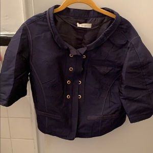 Prada short sleeve blazer